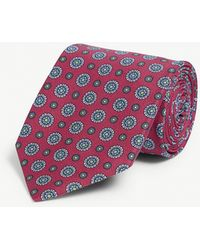Eton of Sweden - Silk Tie - Lyst