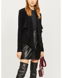 Zadig & Voltaire - Daphnee Wool And Cashmere-blend Cardigan - Lyst