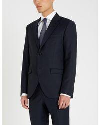 Tiger Of Sweden - Birdseye Slim-fit Wool Suit - Lyst