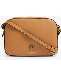 Kurt Geiger Richmond Leather Cross-body Bag