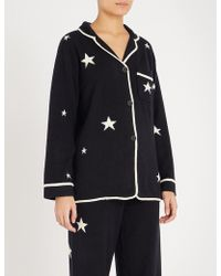 Chinti & Parker - Star Cashmere Pajama Top - Lyst