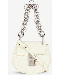 Chloé | Drew Bijou Mini Quilted-leather Cross-body Bag | Lyst