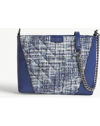 Kurt Geiger - Kensington Leather Cross-body Bag - Lyst