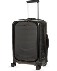 Samsonite - Lite-biz Four-wheel Cabin Suitcase 55cm - Lyst