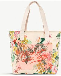 Ban.do - Just Chill Out Printed Cooler Bag - Lyst