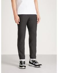Champion - Relaxed-fit Cotton-jersey Jogging Bottoms - Lyst