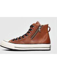 Converse Riri Zip X Chuck 70 Sneaker - Black