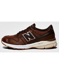 New Balance M770.9 Ripstop Sneaker - Brown