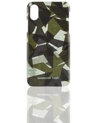 Shanghai Tang - Star - Iphone Case X - Lyst