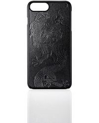 Shanghai Tang - Dragon Leather Iphone 7 Plus Case - Lyst