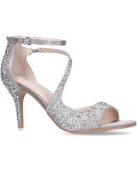 be728882daf Carvela Kurt Geiger Gatsby in White - Lyst