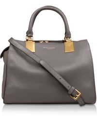 Kurt Geiger - Leather Emma Sm Tote - Lyst