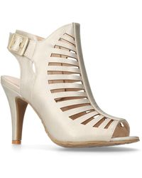 4f7d00267012 Nine West Radhuni in Metallic - Lyst