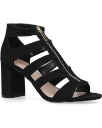 3028fcc5941a Miss Kg Alisa High Heel Court Shoes By in Black - Lyst