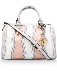 dbd5805561 Emporio Armani Wilma Sling Beige Cross-body Bag in Natural - Lyst