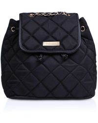 Carvela Kurt Geiger - Rinky Quilted Backpack - Lyst