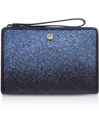 Nine West - Top Zip Wristlet Pouch - Lyst