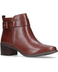 Anne Klein - 'jeannie' Ankle Boots - Lyst