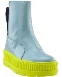 PUMA Fenty By Rihanna Chelsea Sneaker Boot - Blue