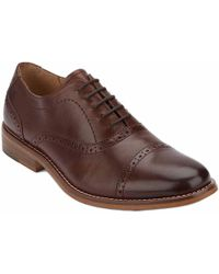 G.H. Bass & Co. - Carnell Cap Toe Oxford Carnell Cap Toe Oxford - Lyst