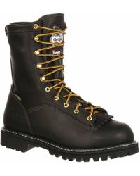 Georgia Boots - Georgia Boot Lace-to-toe 200g Gore-tex Work Boots - Lyst