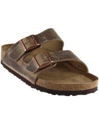 Birkenstock - Arizona Soft Leather - Lyst