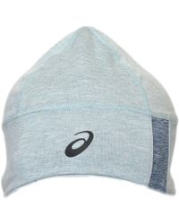 running beanie hat men asics