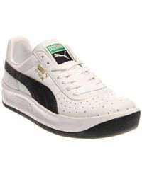 3b69865e0af Lyst - Puma Men's Gv Special Leather Sneaker in White for Men