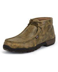 Justin Boots - Cappie Tan Steel Toe - Lyst