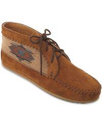 Minnetonka - El Paso Ankle Boot - Lyst