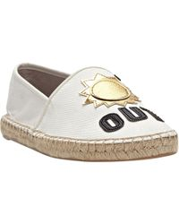 2d064a8d9 Lyst - Circus by Sam Edelman Off White Rosé All Day Leni Espadrille ...
