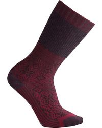 Smartwool - Snowflake Flurry (2 Pairs) - Lyst