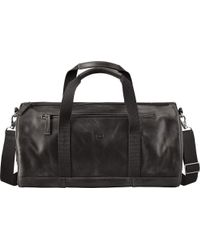 Timberland - Tuckerman Leather Duffel - Lyst