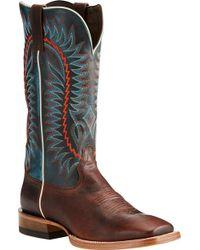 Ariat - Relentless Elite Cowboy Boot - Lyst
