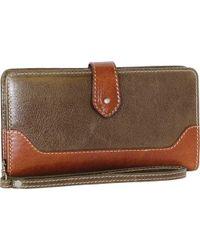 Nino Bossi - Ileen Leather Phone Wallet - Lyst
