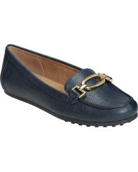 A2 By Aerosoles - Zip Drive Loafer - Lyst