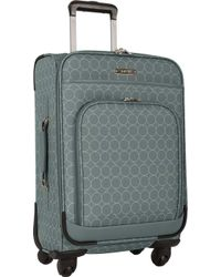 "Nine West - Allea 20"" Expandable Spinner Luggage - Lyst"