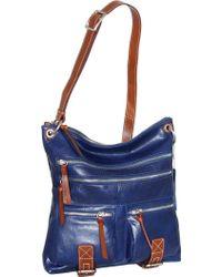 ddcd2cb0e07d Nino Bossi - Ruthie Leather Crossbody Bag - Lyst