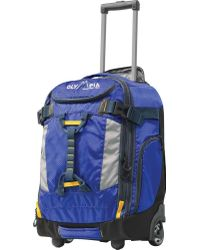 Olympia - Cascade 20'' Outdoor Upright Carry-on - Lyst