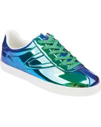 09907dcfc07 Lyst - Converse Converse Pro Leather Lp Iridescent Leather Low Top ...