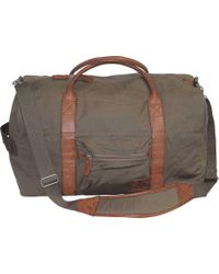 Buxton - Expedition Ii Huntington Gear Convertible Duffel - Lyst