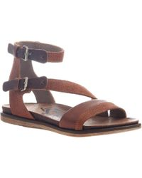 Otbt | March Strappy Sandal | Lyst