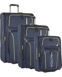 Nautica - Airdale 3-piece Expandable Spinner Set - Lyst