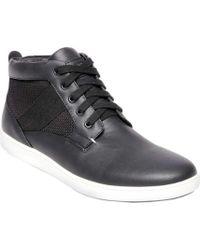 29252fabcc6 Lyst - Steve Madden Minny Mid-top Fashion Sneaker - 9m in Metallic ...