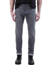 J Brand - Tyler Slim Fit Grey Luna - Lyst