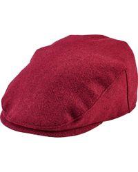 San Diego Hat Company - Flat Cap Cth8066 - Lyst