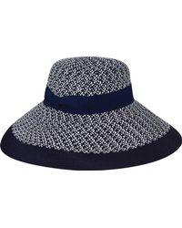 Betmar - Audrey Wide Brim Hat - Lyst