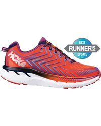 Hoka One One - Clifton 4 Road Running Shoe - Lyst