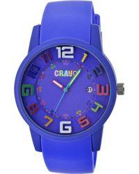 Crayo - Festival Quartz Watch - Lyst