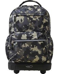 """Olympia - Melody 19"""" Rolling Backpack - Lyst"""